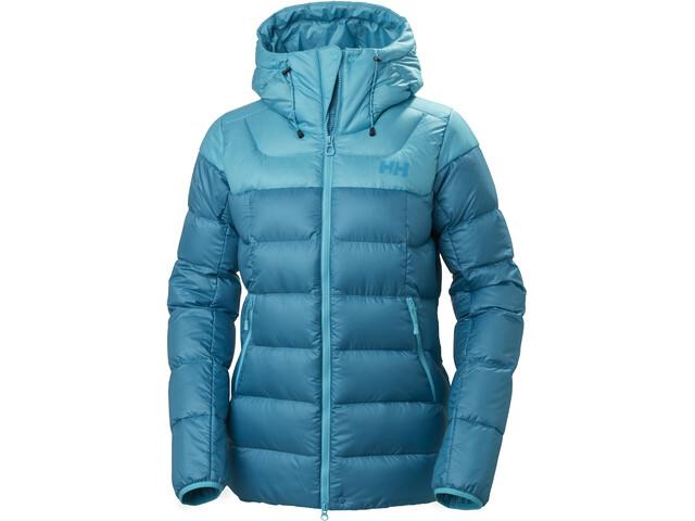 Helly Hansen Vanir Glacier Chaqueta de plumas Mujer, blue wave
